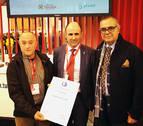 El cielo estrellado de Roncal obtiene la certificación 'Destino Turístico Starlight' en Fitur