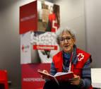 Paz, una voz al otro lado del teléfono de Cruz Roja