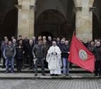 Urdiain y Bakaiku conmemoran su pasado arriero por San Antón