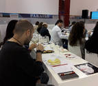La gastronomía, protagonista en el stand de Navarra en FITUR