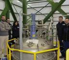 Investigan en Navarra cómo engordar cultivos de algas para producir biodiésel