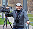 Joaquín Calderón rueda 'Basque Selfie', un falso documental sobre un caserío