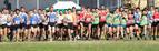 Nagore y Melero revalidan el campeonato navarro de cross corto en Estella