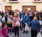 Los Arcos celebra San Vicente con una llamada a la tolerancia