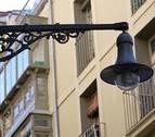¿Cómo se encienden las farolas de Pamplona?