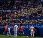 Osasuna sortea mañana las 260 entradas de Huesca