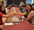 """Ainhoa Ortín, ajedrecista navarra: """"Tengo muy buena intuición"""""""