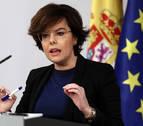 El Gobierno reafirma que su obligación es evitar que Puigdemont sea investido