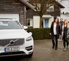 El laboratorio de vehículos autónomos de Volvo