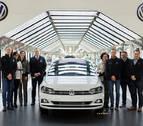 Volkswagen Navarra entra en el mercado de Argelia con el negocio de SKD