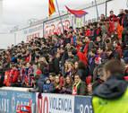 El Alcoraz, hasta la bandera para recibir a Osasuna
