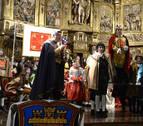 Tafalla corona a la Reina de la Faba a la manera de la Navarra medieval