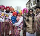 La alegría del carnaval inunda Sunbilla