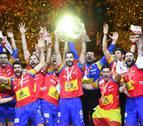 La Copa de Campeones de Europa de los Hispanos se exhibirá en Anaitasuna