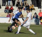 La Peña Sport no pudo sacar nada ante el Mirandés