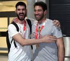 Iosu Goñi y Eduardo Gurbindo llegan a Pamplona