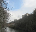 Miércoles con sol y nieblas en Navarra, que dará paso a la lluvia y nieve en cotas bajas