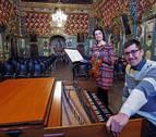 Marta Ramírez y Eloy Orzaiz, dos músicos unidos por el barroco