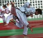 Judo de alto nivel en Mendillorri