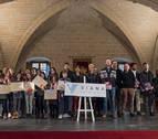Viana conmemora su fundación con la vista puesta en su VIII centenario