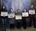 Entrega de premios de la 10ª Campaña Comercial Navideña