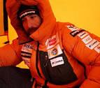 Txikon llega al campo 2 del Everest en su primer día de intento de cumbre