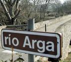 Un informe revela que las motas y escolleras del río Arga no funcionan