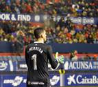 Osasuna ha encajado ocho goles en los últimos cinco minutos de cada parte