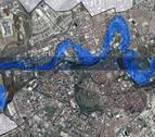Un plan fluvial busca minimizar el riesgo de inundaciones y mejorar el Arga