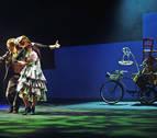 Cuatro espectáculos de danza en Pamplona el mismo día,¿descoordinación?