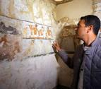 Hallan la tumba de una alta funcionaria del Imperio Antiguo en Guiza