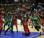 Un Basket Navarra precipitado cae en Murcia