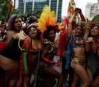 Venecia inaugura su carnaval y Río se sumará en una semana