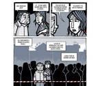 Un cómic recuerda el accidente de metro de Valencia