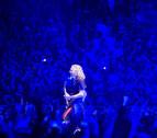 La maquinaria Metallica tritura a 16.700 fans en Madrid