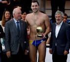El navarro Alberto Munárriz, repite como mejor jugador de la final de Copa de Rey