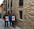 Reconocen con el premio Ochagavía una actuación en la calle Santa Lucía de Tafalla