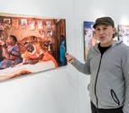 Fernando Egiluz presenta en una exposición la vida en África más allá de la tragedia