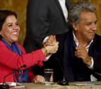 Moreno logra respaldo del sí a su consulta en Ecuador, pero no doblega al correísmo