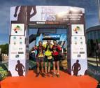 Raúl Amatriain vence en el V Trail dels Fars, en Menorca