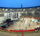 La Plaza de Toros, probable sede del concierto de OT