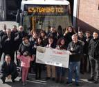 El 'Teaming' de TCC aporta 3.000 € para dos proyectos centrados en la infancia