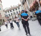 Detenido en Tudela por violencia de género tras la llamada de su hija, de 11 años