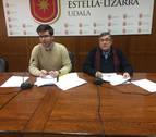 """Geroa defiende soluciones ante los locales vacíos de Estella pero no para """"gravar más"""""""