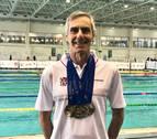 Uriarte logra cinco medallas y un récord