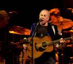 Paul Simon anuncia su gira de despedida y admite sentir