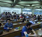 554 personas se presentan al examen MIR y plazas de formación sanitaria