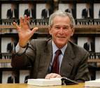 Bush acusa a Rusia de entrometerse en las elecciones de 2016 en EE UU