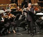 Fácil y difícil: crítica del concierto de la Orquesta Sinfónica de Euskadi en Baluarte