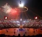 La unión de las dos Coreas y un espectáculo de fuego y hielo abren Pyeongchang